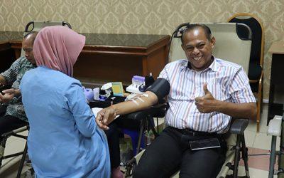 Donor Darah Rutin Bersama PMI Surabaya