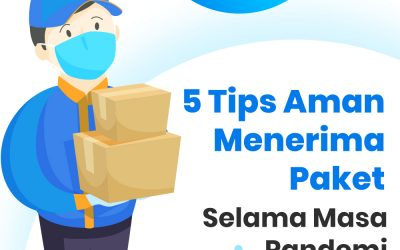 5 Tips Aman Menerima Paket Selama Pandemi