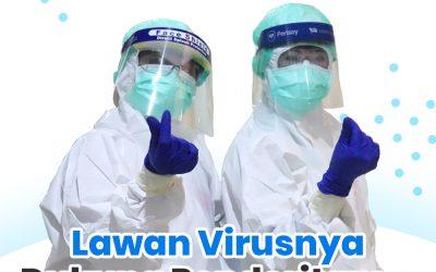 Lawan Virusnya Dukung Penderitanya