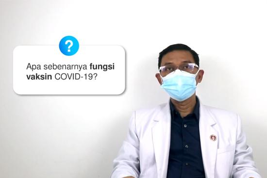 Dokter Menjawab Pertanyaan tentang Vaksin COVID-19