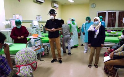 Sosialisasi Hidup Berkualitas dengan Penyakit Ginjal Selama Masa Pandemi