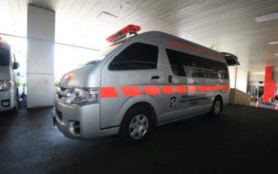 Ambulans NETSS Milik Pemkot Surabaya Mampu Tekan Angka Kematian Bayi
