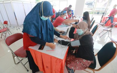 Pelaksanaan Vaksinasi Untuk Ibu Hamil di RSUD dr. Mohamad Soewandhie