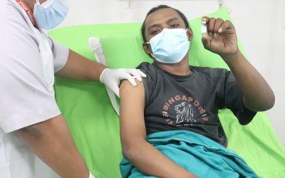 Vaksinasi Bagi Para Penyandang Disabilitas dan Pendamping