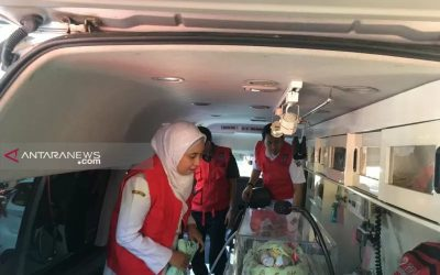 Ambulans NETSS Surabaya mampu tekan angka kematian bayi